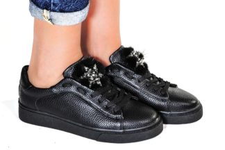 Sneakers da donna con stella