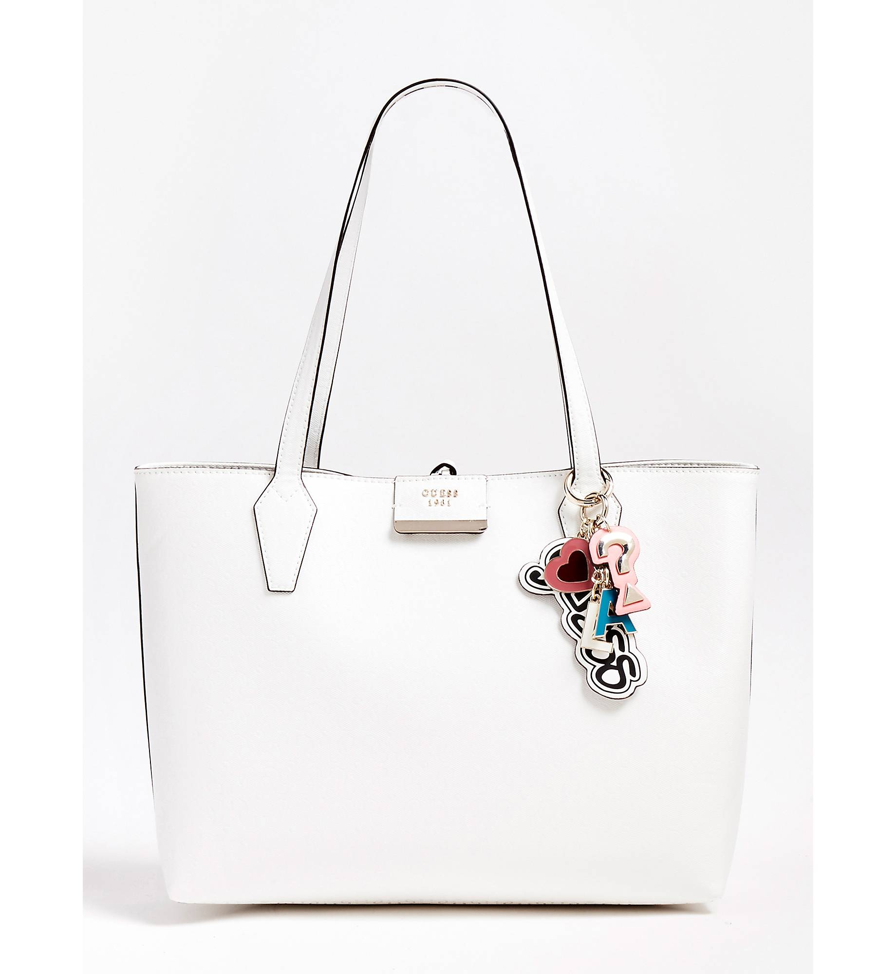 Borsa GUESS shopper TABBI charm | Sara p. shoes