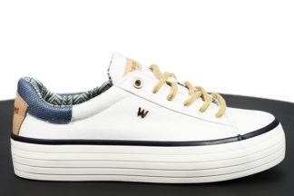 Sneakers memory foam da donna
