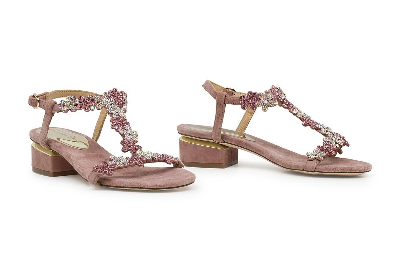 quality design 2187d d9427 Sandalo gioiello basso, Alma en pena