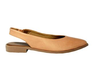 Sandalo basso a punta