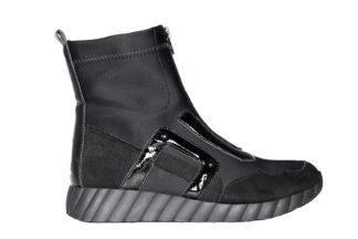 Sneakers calzino nere