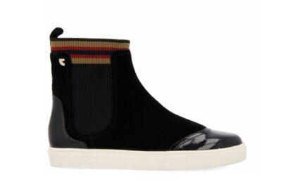Sneakers nere a calzino