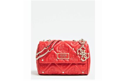 Tracolla Guess Shanina Rosso