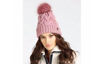 Cappello rosa guess