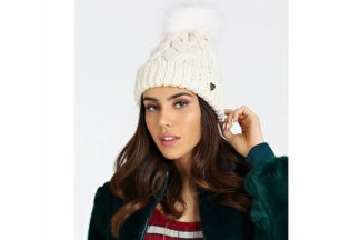 Cappello bianco guess