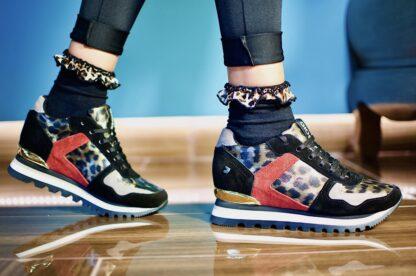 Sneakers gioseppo con zeppa interna