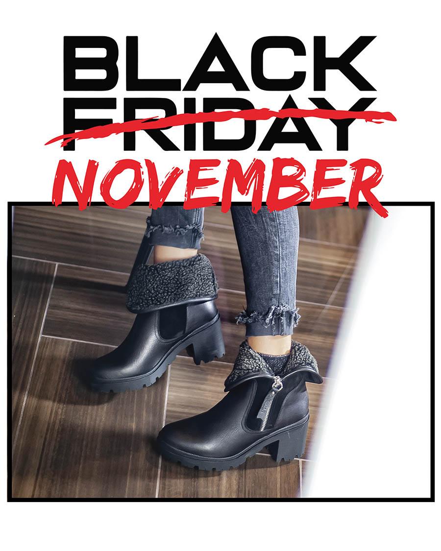Black Friday Scarpe