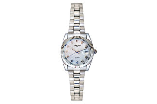 orologio bottoncino silver