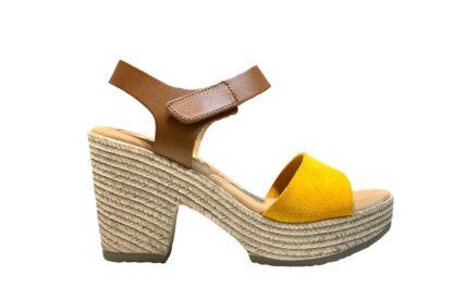 oh my sandals mostaza articolo 4606 (1)