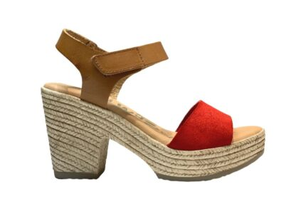 oh my sandals rojo 4606 (1)