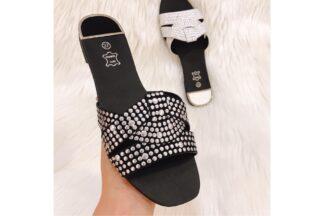 sandali bassi stile positano intrecciato (3)