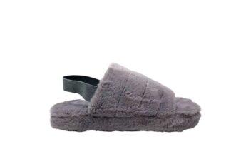 Pantofola Moda Morbido EcoFur Dafne