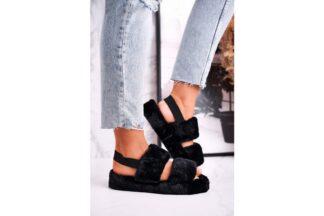 Pantofola Moda Morbido EcoFur Frida