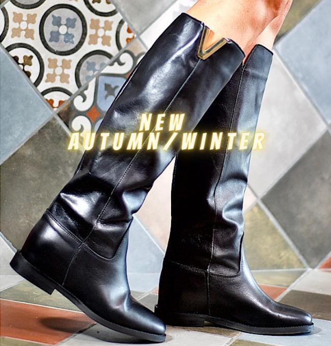 stivali e stivaletti autunno inverno nuova collezione 4