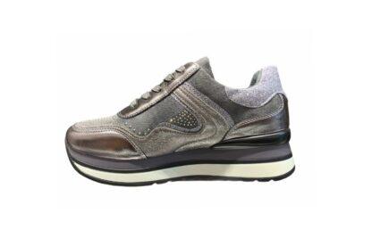 Sneakers nere scamosciate Yasemin