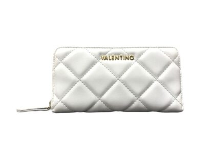 Portafoglio Bianco Valentino Ocarina