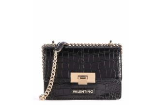 Borsa Tracolla Nera Linea Anastasia Valentino bags by mario valent