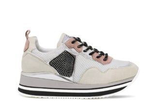 Sneakers Queen Helena Beige