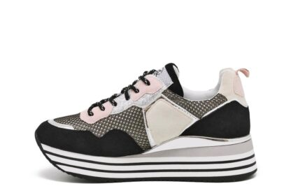 Sneakers Queen Helena Nere