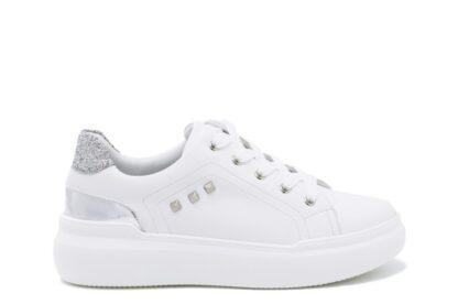 Sneakers Queen Helena X24-14 Bianca