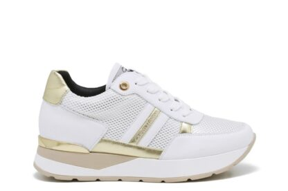Sneakers lacci Queen Helena Bianche x24 31