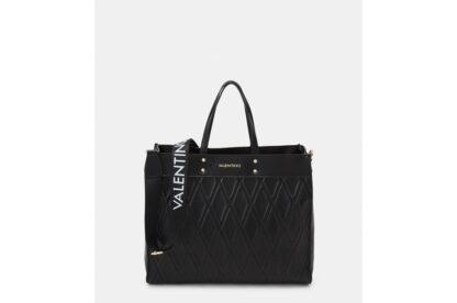 Borsa Nera Valentino Linea Pepa vbs55l01 valentino bags borse shopping per la donna (1)