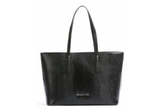 Borsa Shopper Nera Valentino Linea Kensington vbs4na05 borsa valentino bags (1)