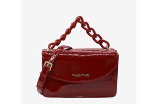 Borsetta a spalla Rossa Valentino Linea Betula borsa da donna elegante (1)