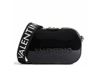 Borsa Valentino a tracolla Nera Linea Sabal borsa da donna lucida (1)