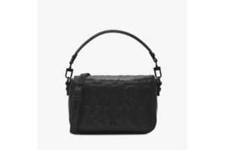Borsa nera a spalla V°73 Special Venice borsa per la da donna (1)